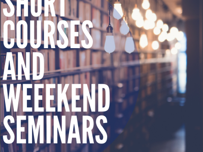 Short Courses and Weekend Seminars