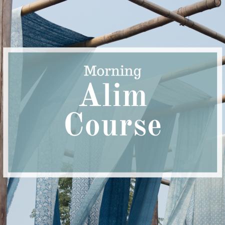 Morning Alim Course