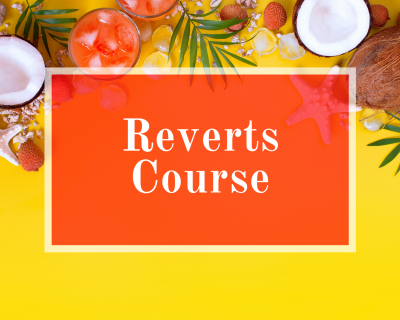 Reverts Course (for Brothers and Sisters)