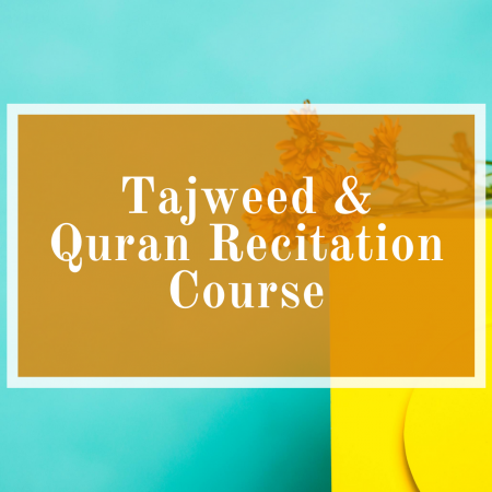 Brother & Sisters Tajweed Course