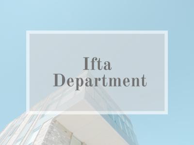 Ifta Department