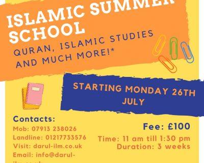 Islamic Summer School